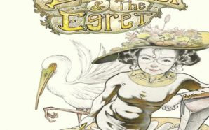 Eleanor and Egret cover