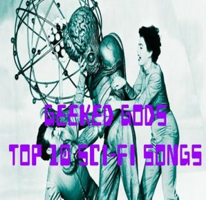 Scifi Songs cover
