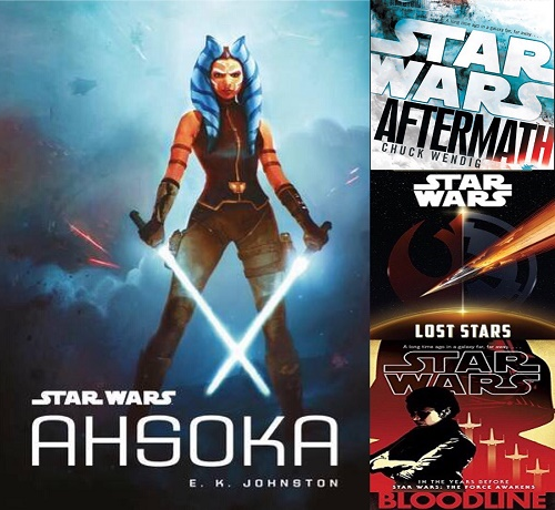 LOST STARS STAR WARS E-BOOKS EBOOK