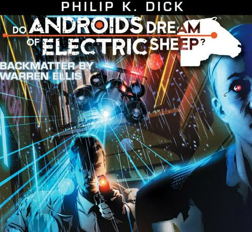 Androids Dream in Electric Sheep