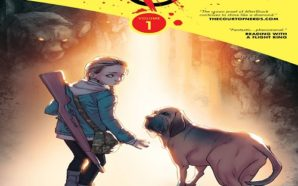 Animosity Vol 1 cover