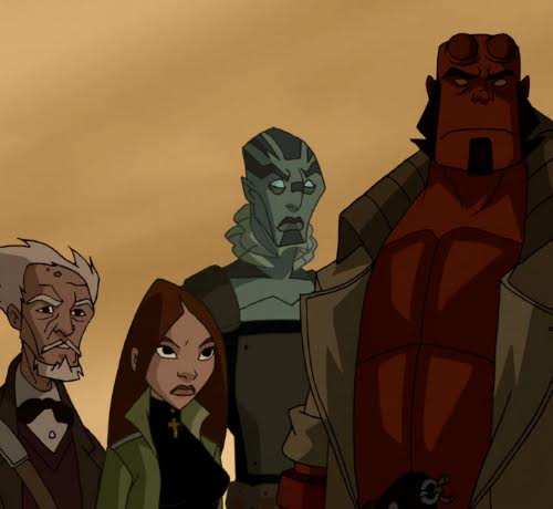 Hellboy Group