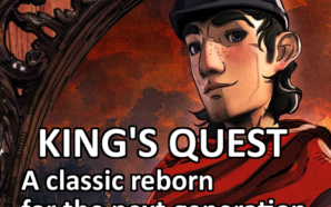 Kings Quest Cover