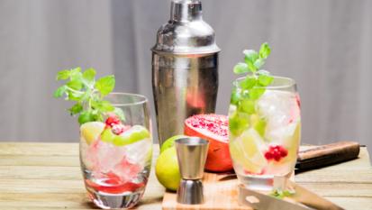 Mojito cocktail preparations