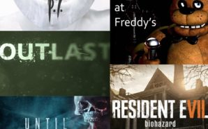 5 Scariest Games of the last 5 Years