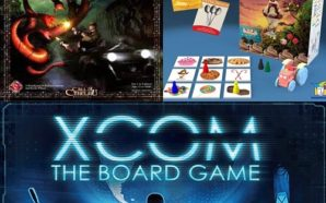 Table Top Games that Encourage Collaboration