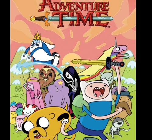 Adventure Time Cover