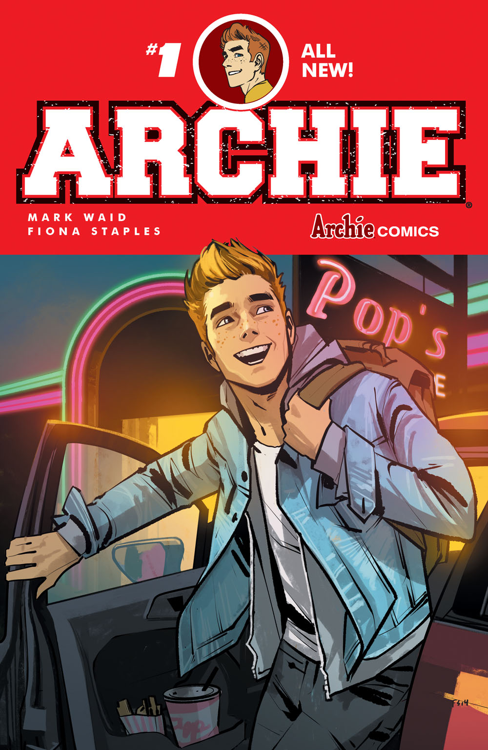 Archie 1 cover
