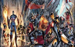 Avengers PArt 1 Cover web