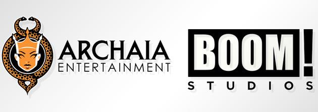 Boom Archaia Entertainment