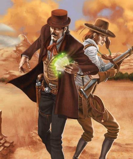 Deadlands Huckster