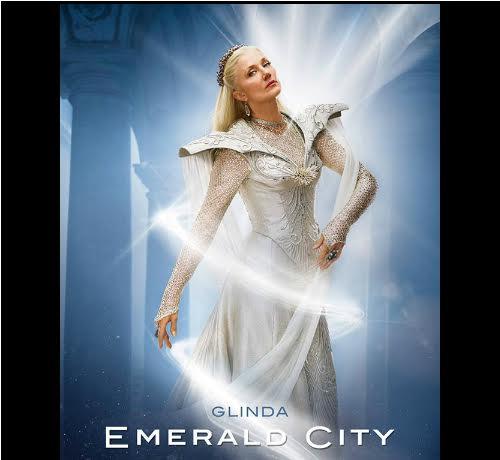 Emerald City Glinda