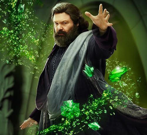 Emerald City Wizard