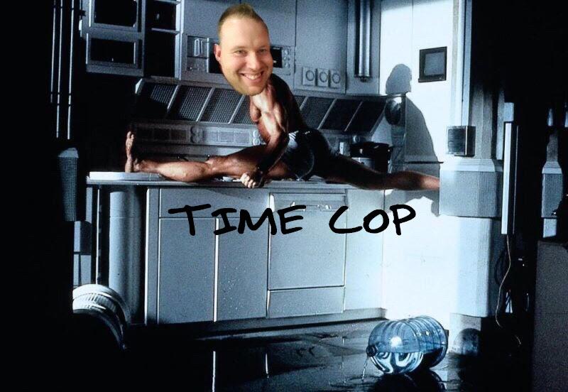 Glen Wolfe Time Cop 1