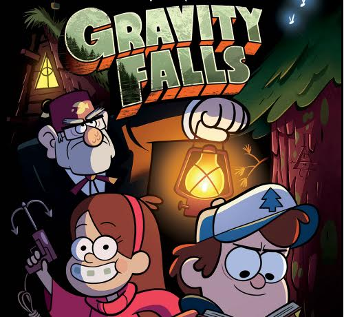 Gravity Falls Cover
