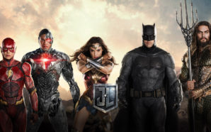 Breaking News:Justice League Trailer