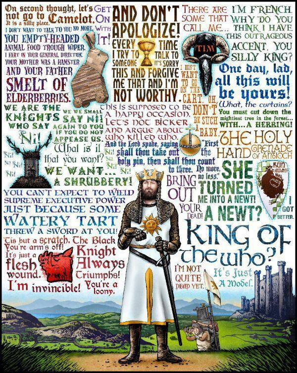 Monty Python Quotes