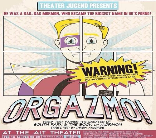 Orgazmo 1 Cover Website