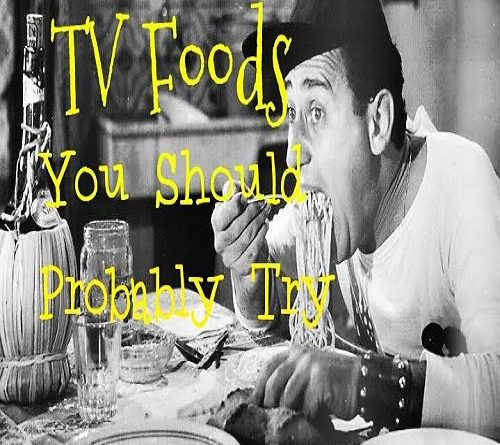 TV Foods Cover website