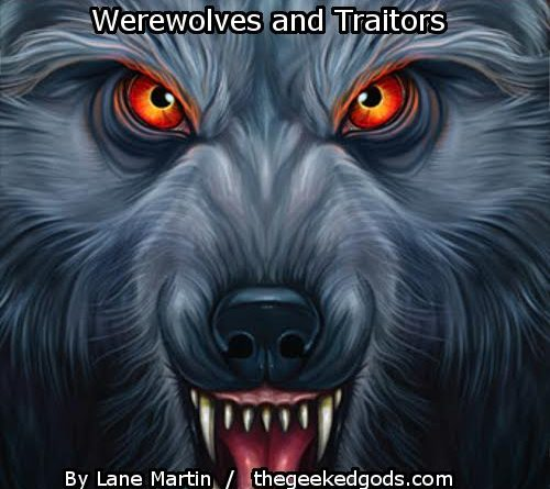 Werewolves and Traitors Cover