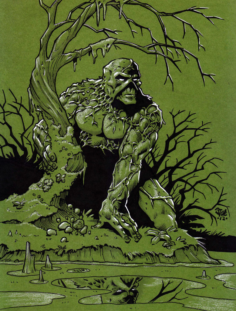 swamp_thing_by_steevcomix-d5i8q41