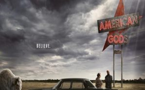 AMerican Gods Banner Cover