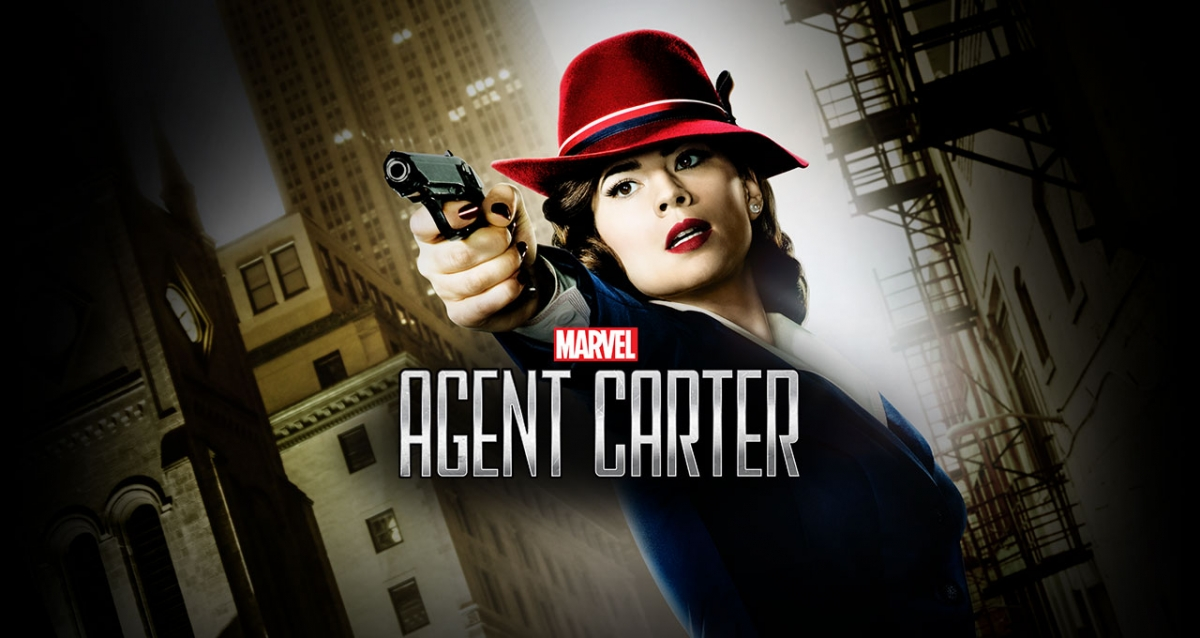Agent Carter Cover