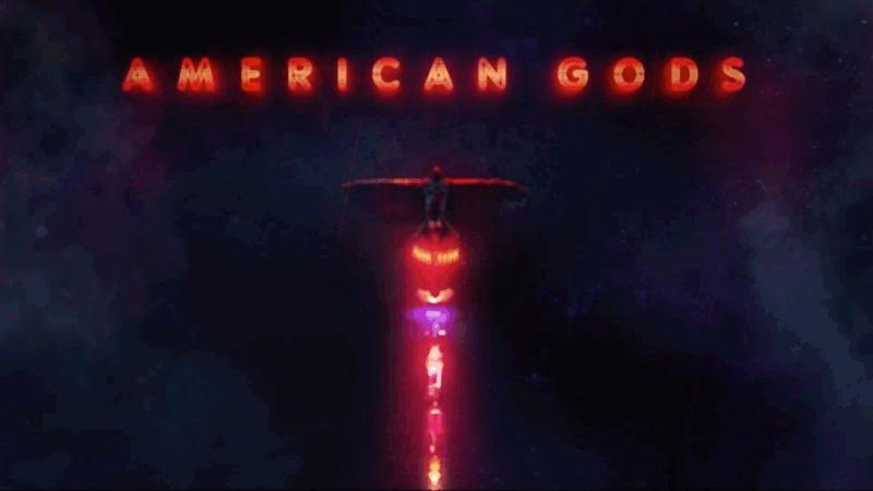 American Gods pole