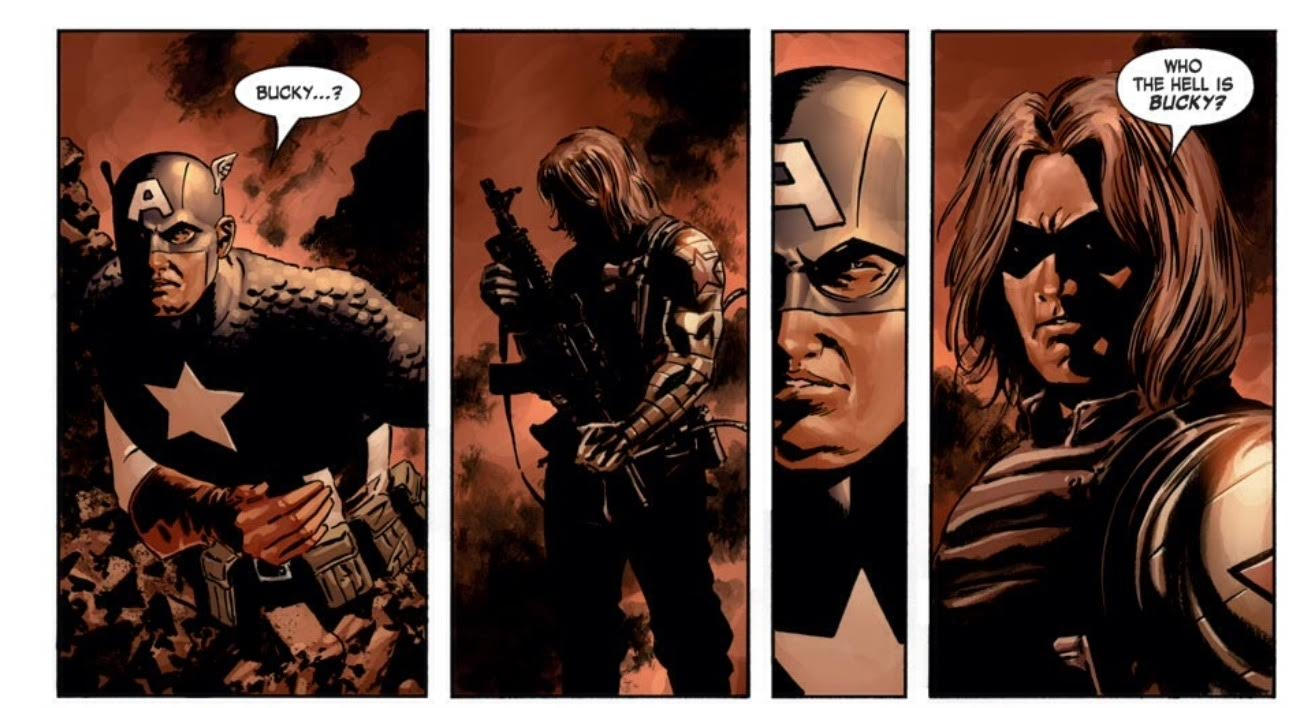 Bucky Who the hell is Bucky