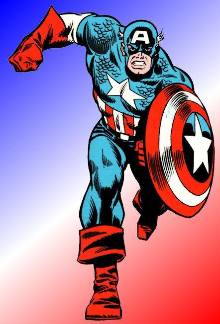 Captain America 1111