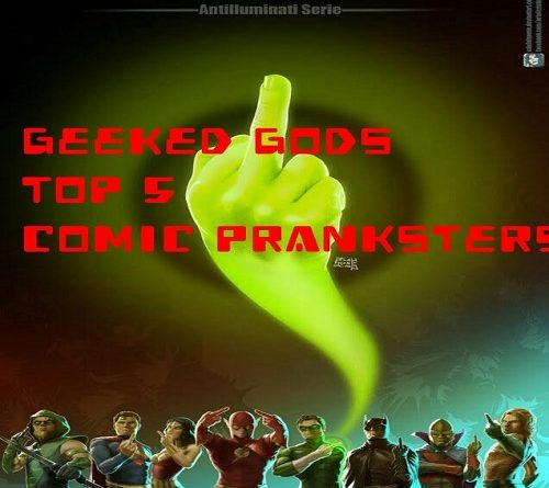 Cover prank Cover