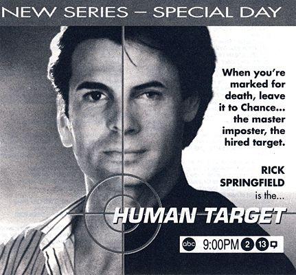 Human Target 1992