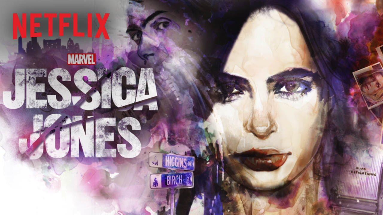 Jessica Jones cover