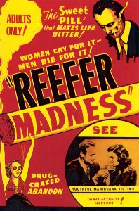 Reefer Madness Cover 1