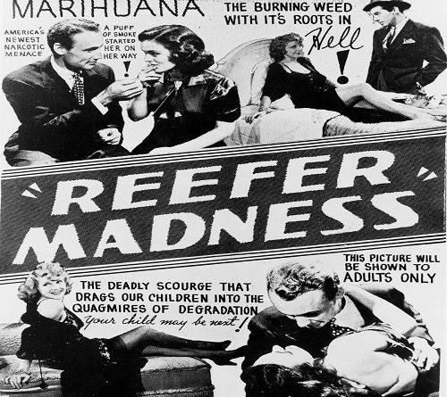 Reefer Madness Web