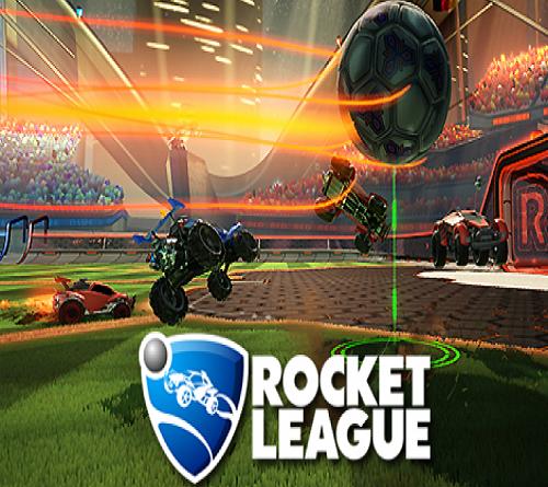 Rocket League cover wb