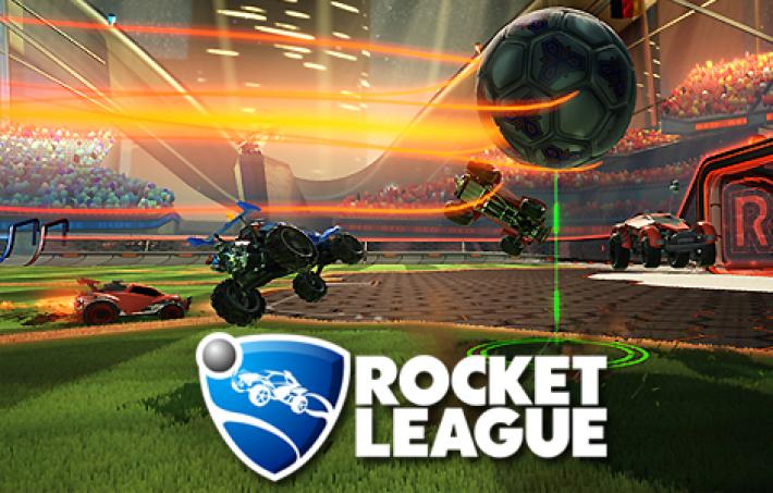 Rocket League cover