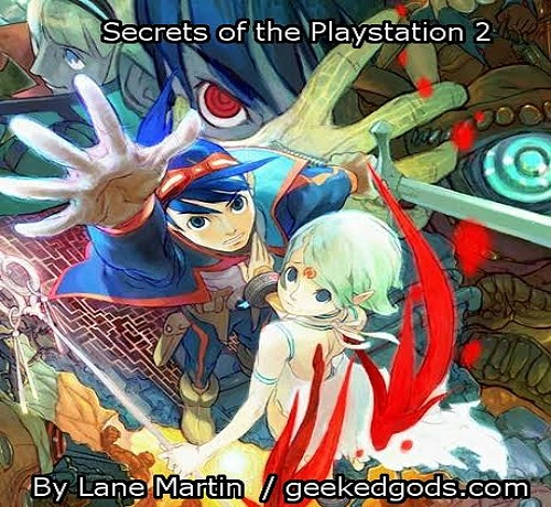 Secrets of the PS2 cover 1