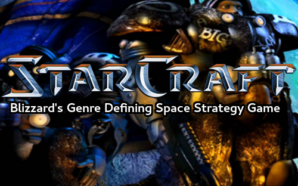 'StarCraft: Blizzard's Genre Defining Space Strategy Game'
