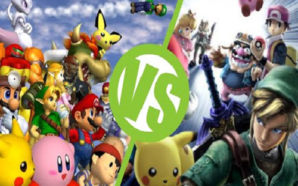 Super Smash Bros Ranking