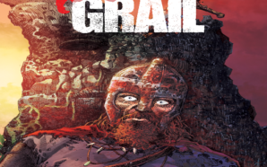 Breaking News: New Series Alert from AfterShock Comics Unholy Grail…