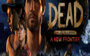 Walking Dead New Frontier Cover 1