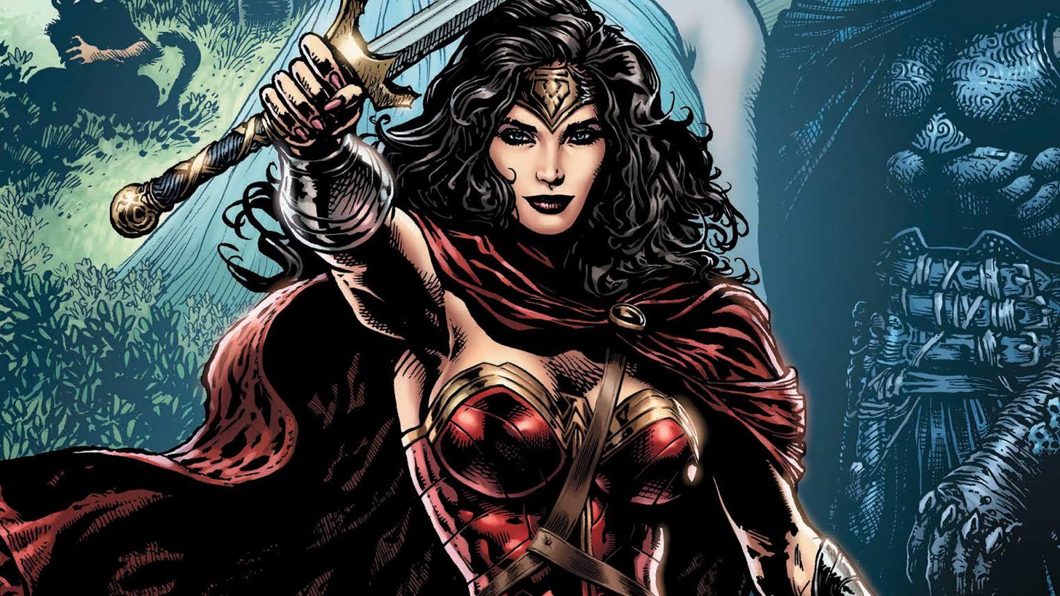 Wonder Woman 1111
