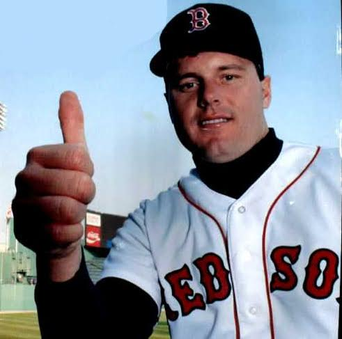 young Roger Clemens