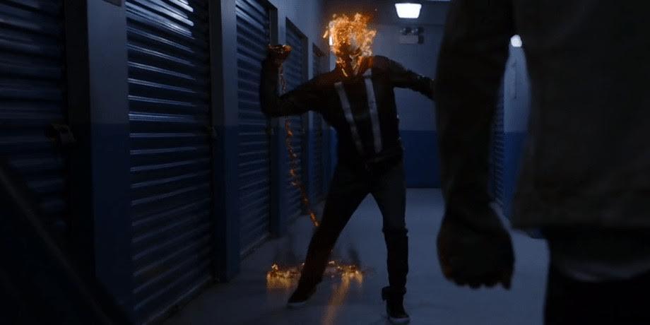 AOS season 4 Ghost Rider
