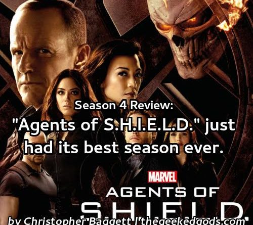 Agents of Shield Cover