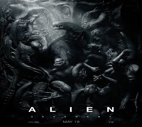 Alient Covenant Poster 1 Cover