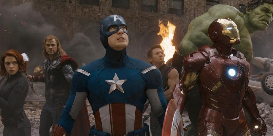Avengers 121161