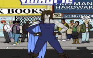 Blue Valkyrie Cover web