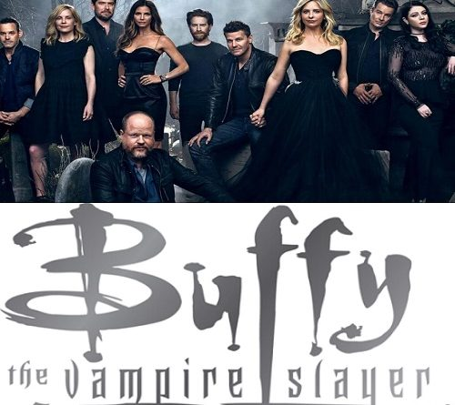 Buffy Vampire Slayer cover web